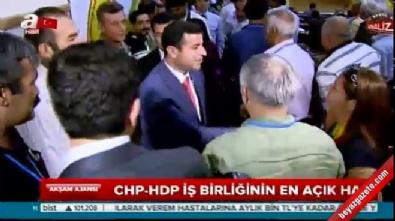 CHP kimlerle yürüyor