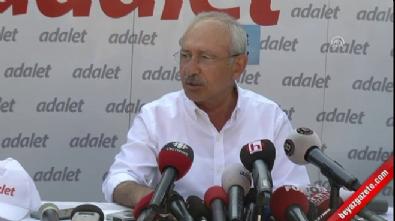 Kılıçdaroğlu'ndan Avrupa Parlamentosu'na çağrı