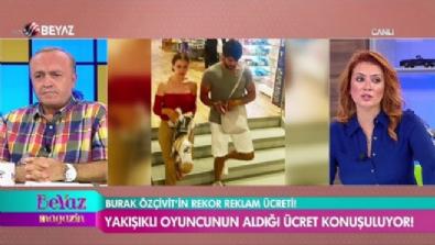 Burak Özçivit'in rekor reklam ücreti konuşuluyor