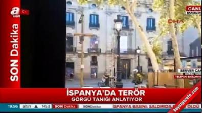 barcelona - Türk restoranın sahibi konuştu