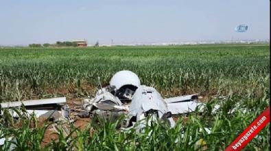 Şanlıurfa'da İnsansız Hava Aracı düştü