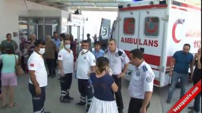 Hastanede gaz sıkıntısı paniği