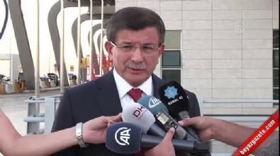 Ahmet Davutoğlu Konya'yı savundu