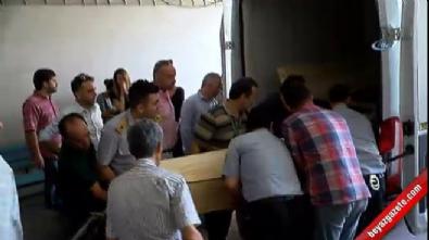 Vatan Şaşmaz ve Filiz Aker'in cenazeleri adli tıpa gönderildi