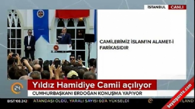Cumhurbaşkanı Erdoğan: Kimsenin gücü yetmeyecek