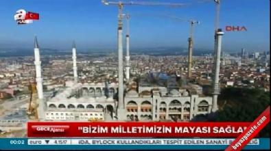 Cumhurbaşkanı Erdoğan'a Laz Mehteri sürprizi