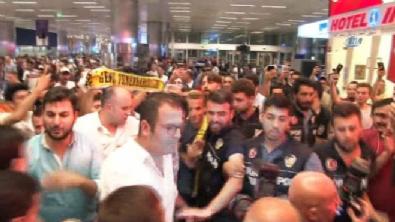 Roberto Soldado İstanbul'da