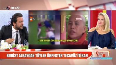 Budist albaydan tüyler ürperten tecavüz itirafı