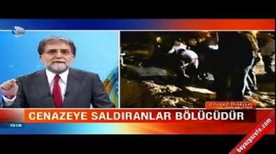 Ahmet Hakan'dan cenaze yorumu