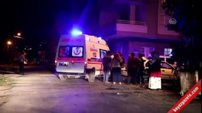 Adana'da 2 yaralı