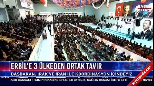hasan gemici - Başbakan Yıldırım AK Parti İzmit 4. Olağan İlçe Kongresi'nde konuştu