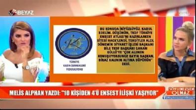 murat basoglu - Nihat Doğan ve Bircan İpek'den Hürriyet Yazarı Melis Alphan'ın 'Ensest' yazısına sert tepki!