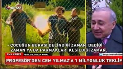 Orhan Kural'dan Cem Yılmaz hakkında suç duyurusu