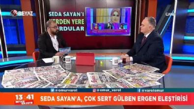 gulben ergen - Seda Sayan'a, çok sert Gülben Ergen eleştirisi