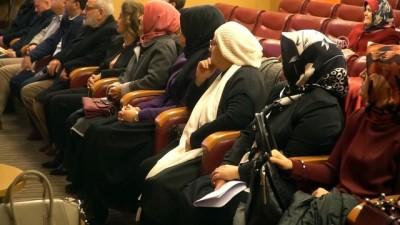 konferans - 'Kudüs'le Kucaklaşmak' konferansı - TEKİRDAĞ