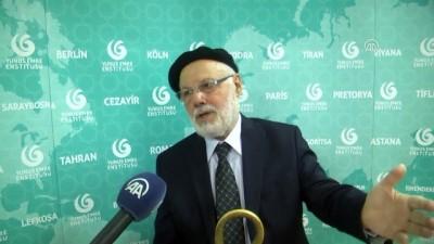 konferans - 'Myanmar, Irak, Suriye ve Filistin sorunları bir an önce çözülmeli' - KUALA LUMPUR