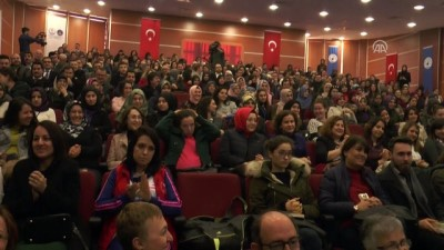 konferans - Denizli'de KYK Tematik Kış Kampı