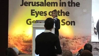 konferans - 'Generalin oğlunun gözünden Kudüs' konferansı (1) - ANKARA
