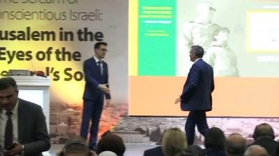 konferans - 'Generalin oğlunun gözünden Kudüs' konferansı (2) - ANKARA