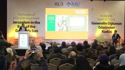 konferans - 'Generalin oğlunun gözünden Kudüs' konferansı (3) - ANKARA