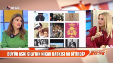 sila gencoglu - Sıla ve Ahmet Kural aşkı neden bitti? Çeşitli iddialar var...