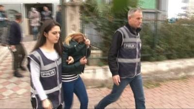 Cezaevindeki sevgilinin cep telefonu üzerinden 'Muratbeyin selamı var' şifreli fuhuş