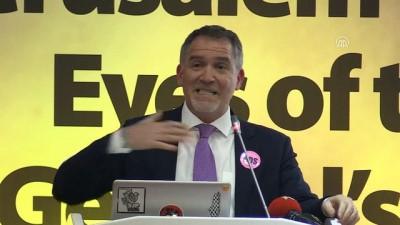 konferans - 'Generalin oğlunun gözünden Kudüs' konferansı (7) - ANKARA