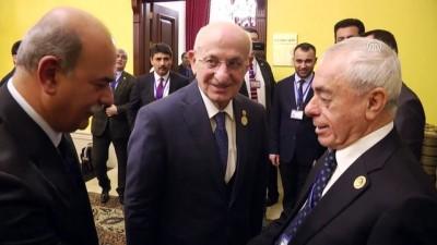 konferans - TBMM Başkanı Kahraman, Cezayir Ulusal Halk Meclisi Başkanı Buhacca ile görüştü - TAHRAN