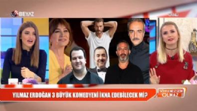 Yılmaz Erdoğan, 3 büyük komedyeni ikna edebilecek mi?