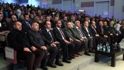 konferans - Özgür Kudüs Konferansı - Filistinli akademisyen Ebubekir - TEKİRDAĞ