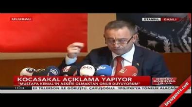 ataturk - Ümit Kocasakal: HDP güzellemesi yapanlar Atatürk'ün partisinde siyaset yapamazlar