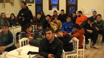 """konferans -  İlkadım Belediye Başkanı Tok: """"Gençlerimizi değerleriyle buluşturuyoruz"""""""