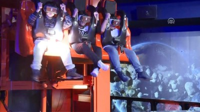 uzay istasyonu - Yarıyıl tatilini 'uzay kampı'nda geçirecekler - İZMİR