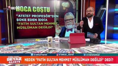 ''Ateist Profesör''den Osmanlı ile ilgili şok iddia