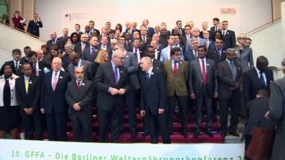 konferans - 10. Berlin Tarım Bakanları Konferansı - BERLİN