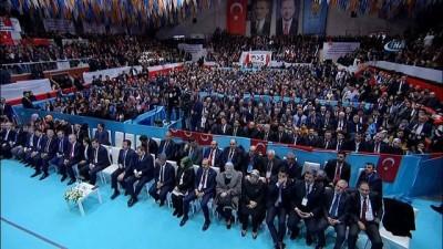 Cumhurbaşkanı Erdoğan,'Devletin bünyesine yeni paralel yapılar kurulmasına asla izin vermeyeceğiz'