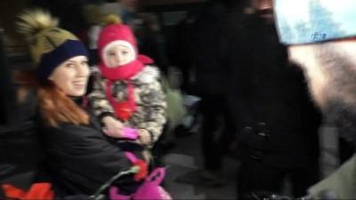 kalaba -  Doğu Ekspresi çılgınlığı... 500 kişi tek seferde Kars'a geldi