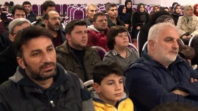 siyasi parti - 'Sevdamız Kudüs' etkinliği - BURSA