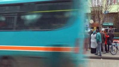 kalaba -  Eskişehir'de tramvay kazası: 1 yaralı