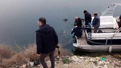 kalaba - Kayıp kişinin cesedi Fırat Nehri'nde bulundu - ŞANLIURFA