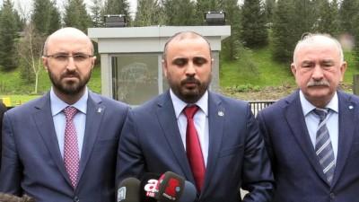 siyasi parti - Siyasi partilerin il başkanlarından Mehmetçiğe destek ziyareti - KOCAELİ