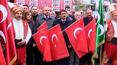 siyasi parti -  - Manisalıların kalbi de duaları da Mehmetçikle beraber