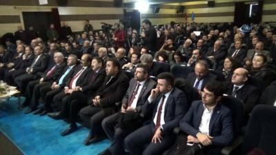 """siyasi parti -  Kültür ve Turizm Bakanı Numan Kurtulmuş: """"Bu mücadelenin arkasında da Türkiye'yi kuşatmak isteyen emperyalist güçlerin olduğunu tüm dünya biliyor"""""""