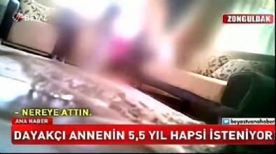Türkiye'nin konuştuğu dayakçı anne için flaş gelişme
