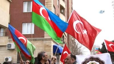kalaba -  Azerbaycan'dan Türkiye'ye Afrin Desteği