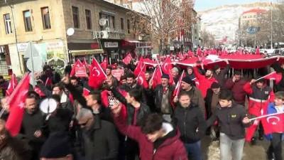 siyasi parti -  Bayburt'ta vatandaşlar Afrin operasyonuna destek için yürüdü