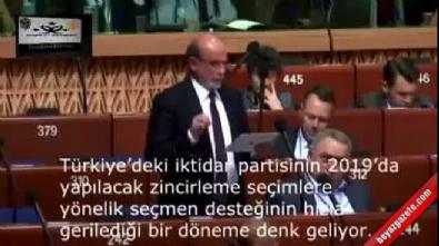 Ertuğrul Kürkçü Türkiye'yi şikayet etti