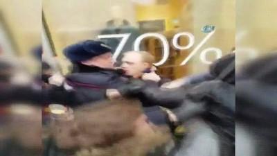 kalaba -  - Rus muhalif Navalny gözaltına alındı