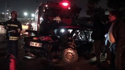 Trafik kazası: 3 yaralı - KOCAELİ