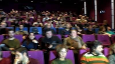 sinema salonu -  'Arif V 216' filminin lansmanı gerçekleştirildi